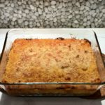 Shepherds pie moussaka