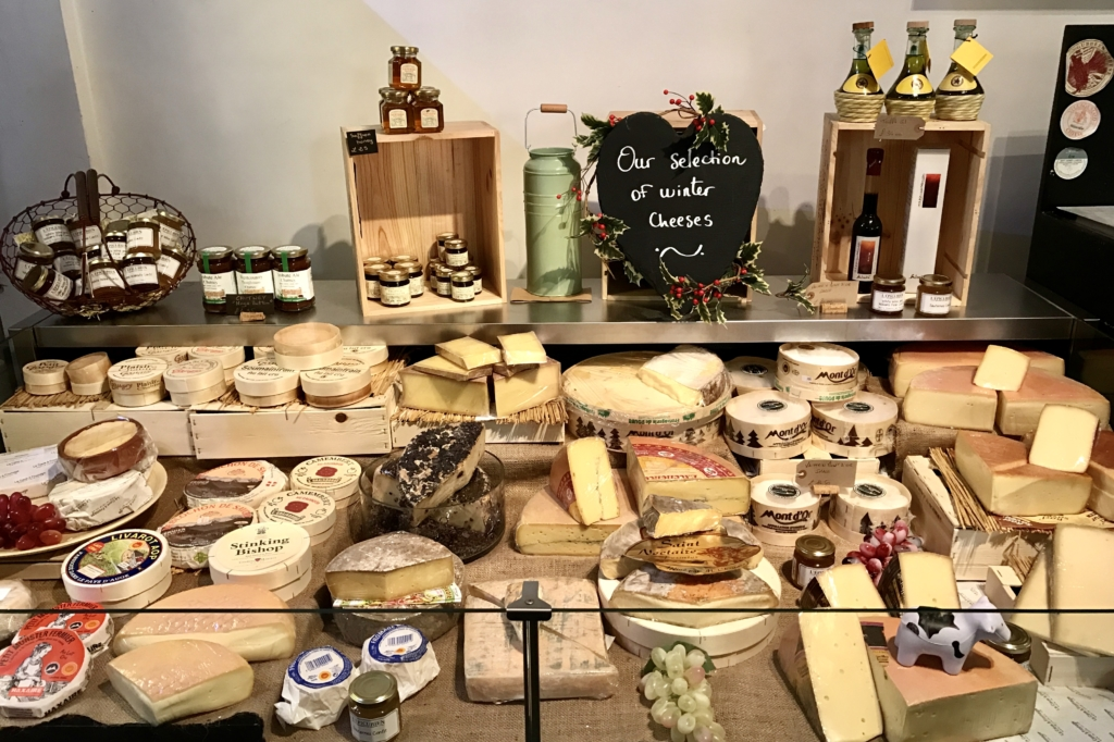 Where to Cheese this Christmas