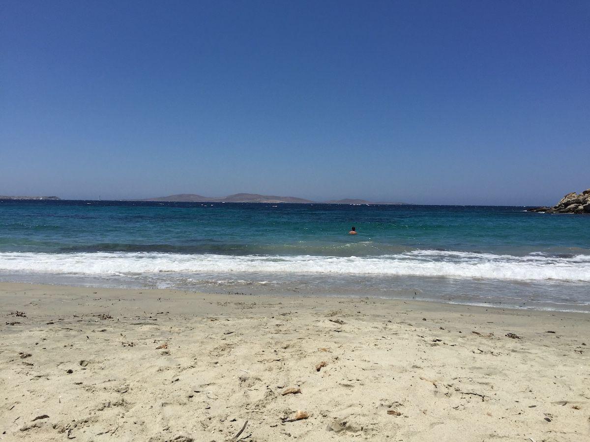 Mykonos Beach St John