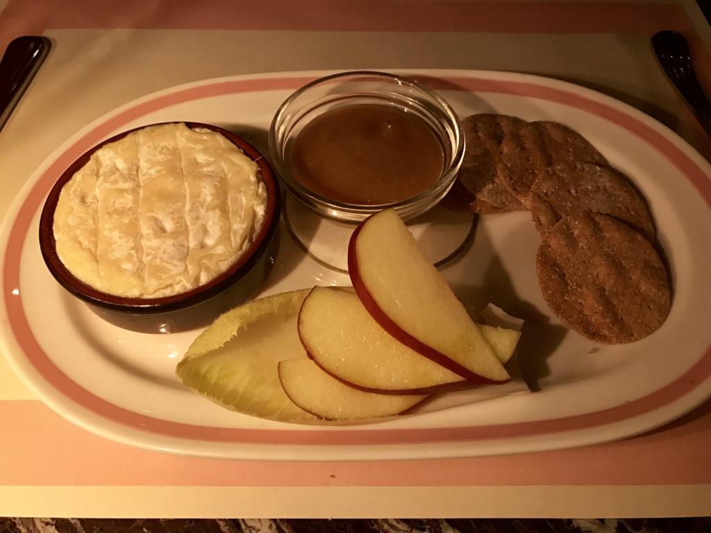 Cheese plate at Bob Bob Ricard Soho London