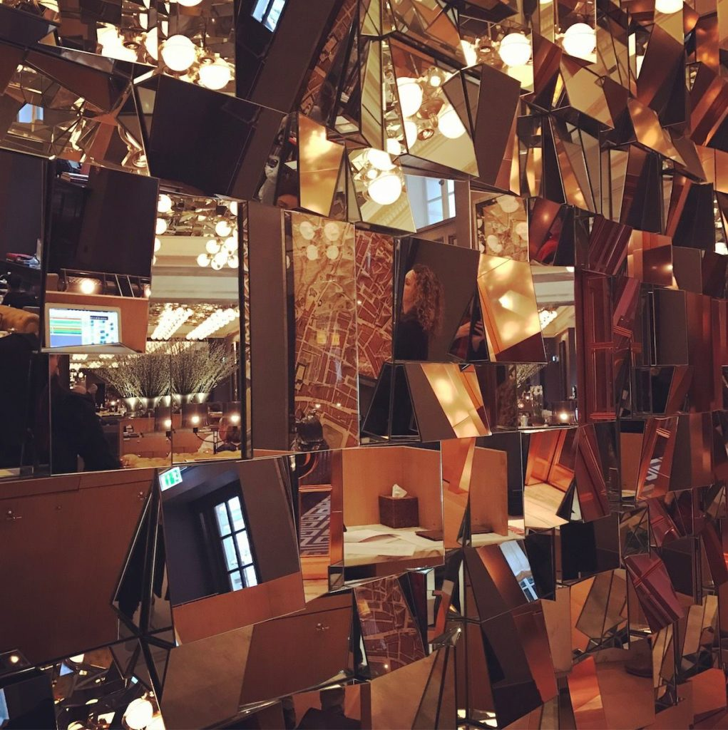 Rosewood Mirrors
