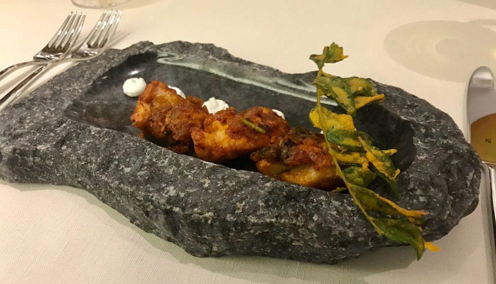 Avartana fried chicken
