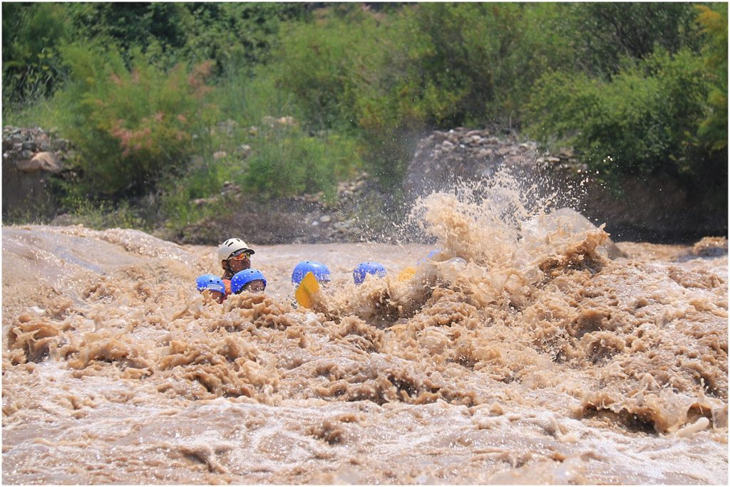 Argentina Rafting Wild