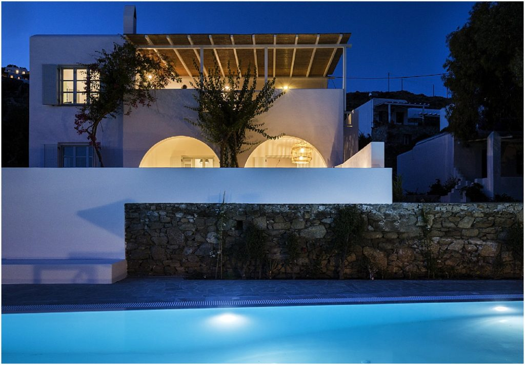 Bougain Villa Mykonos Summer House