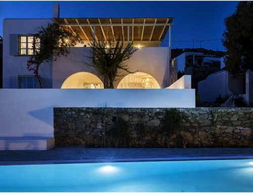 Bougain Villa Mykonos Summer House