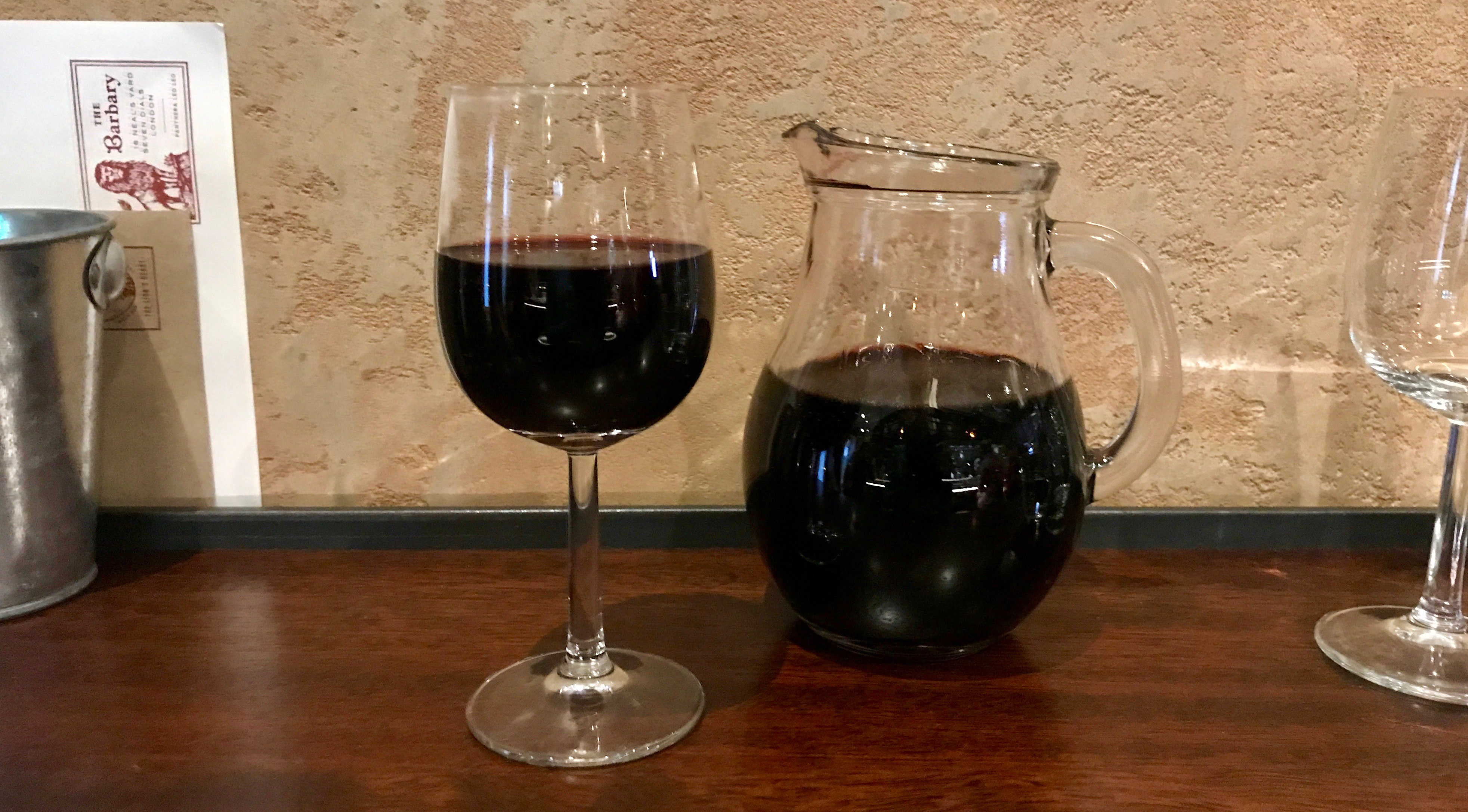 The Barbary Wine