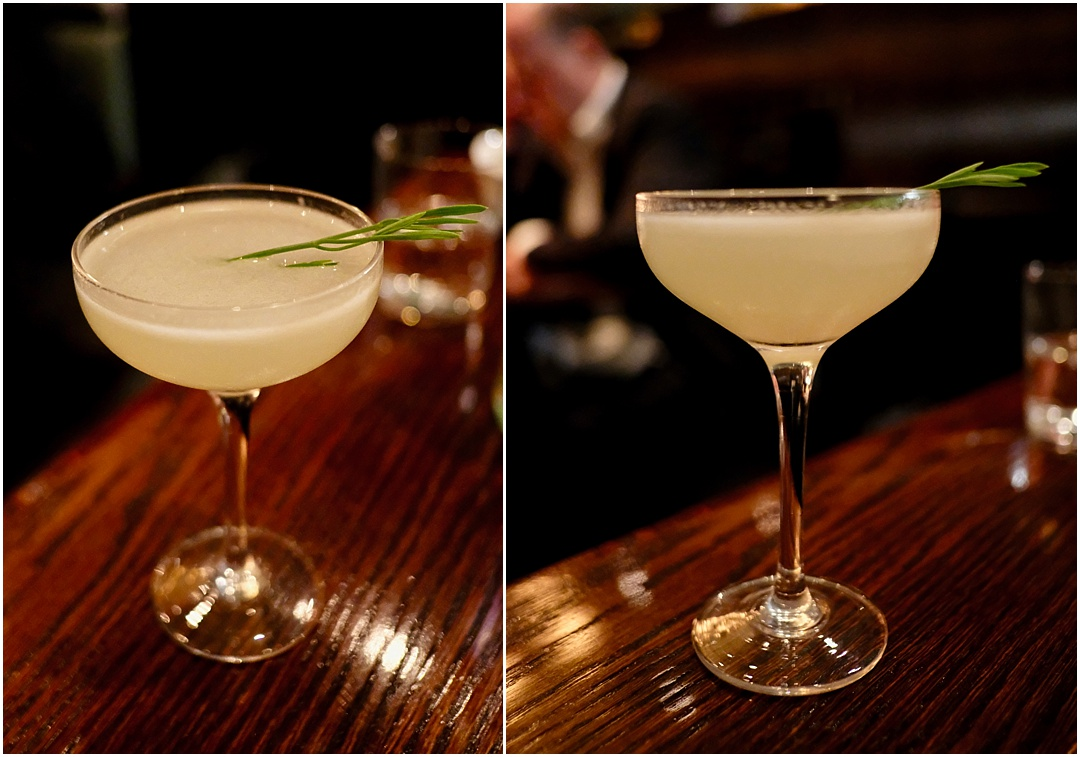Xu London Cocktails
