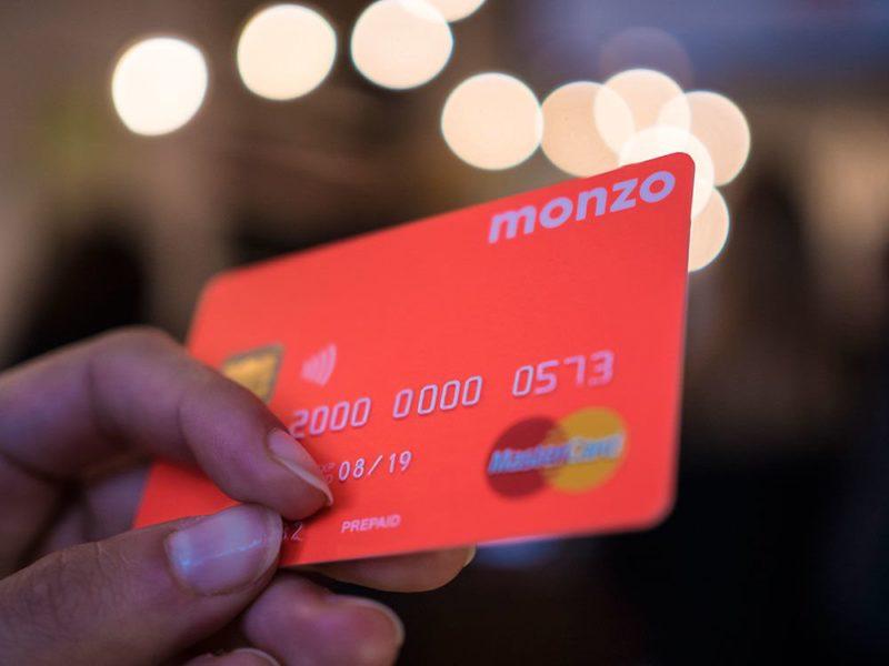 monzo mastercard