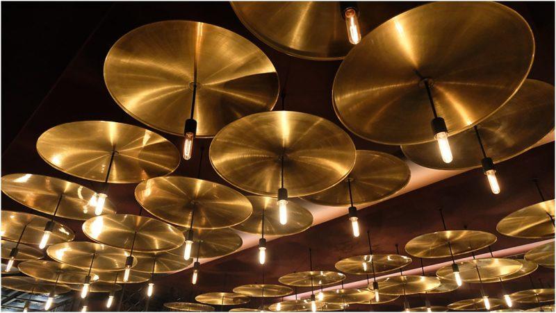 Ceiling at Shang